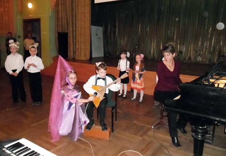 Рецензия на концерт в музыкальной школе образец